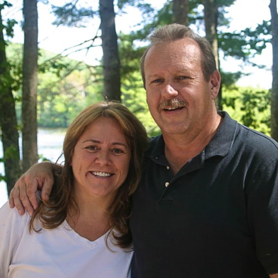 Jacki & Bob Mitchell, Athletic Directors