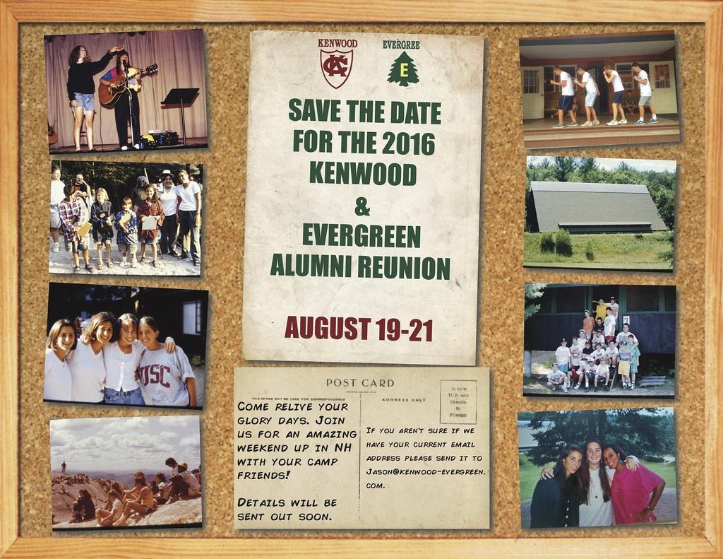 camp alumni reunion