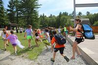 The End of an Amazing First Week at Camp