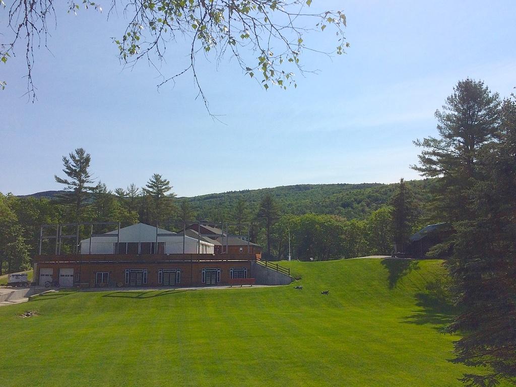 beautiful summer camp