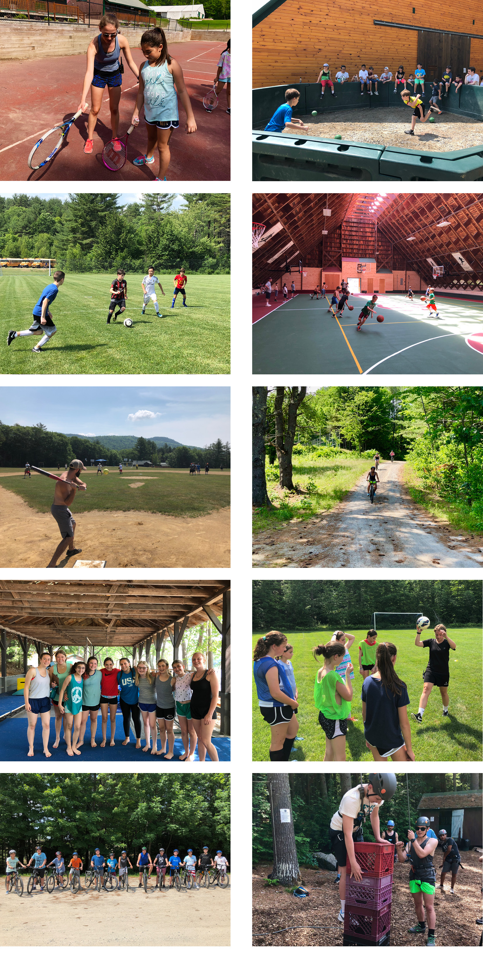 camp july 1 - sports