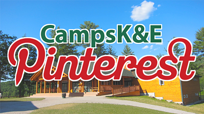 join our project using pinterest to develop new program and menu ideas for camp