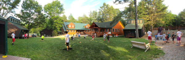 The First Day of Summer Camp