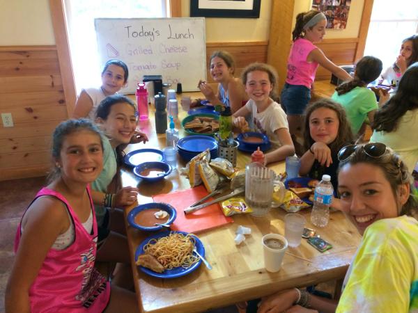 best summer camp in NH