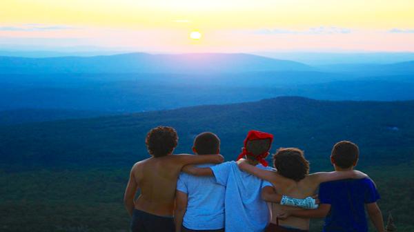 summer camp home visits