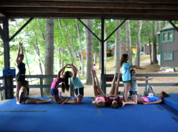 importance of the arts at camp