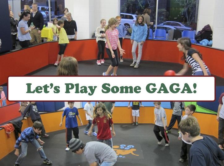 new camper gaga party