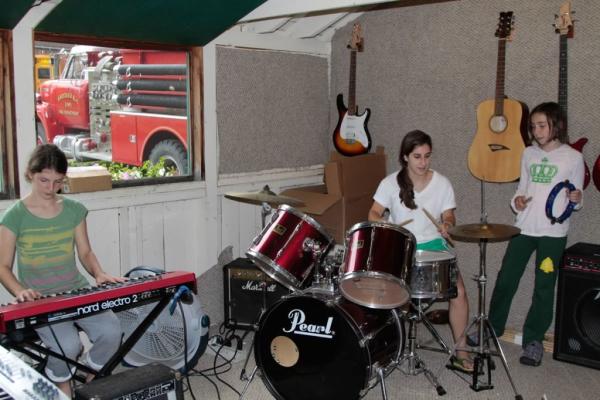 Creativity and the Arts at Camp